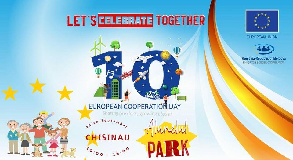 Comunicat de presă: Celebrăm împreună Ziua Cooperării Europene